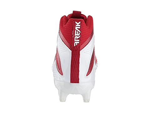 Power Blanco Rojo Freak Carbon adidas Power Mid Calzado x Rojo wUH0X8q