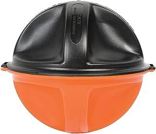 Greenlee 0165-0001-1 Omni Marker Buried Utility Marker, Cable TV, Orange/Black
