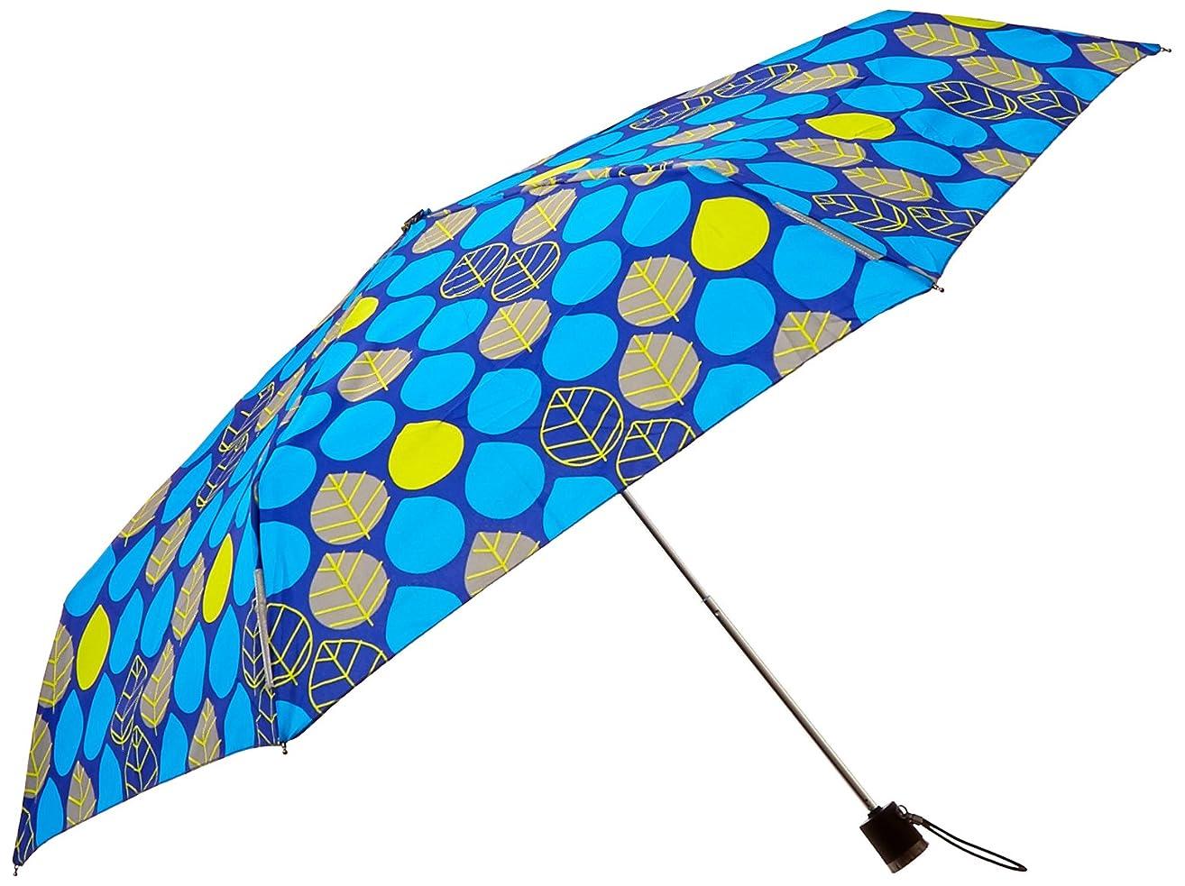 Totes Trx Manual Light-N-Go Trekker Umbrella, Leaves, One Size