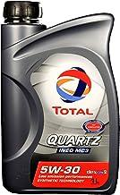 Huile moteur voiture Total Quartz Ineo MC35W30dexos2/aCEA c3–1litre