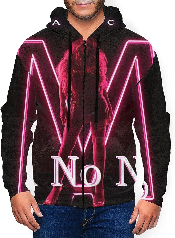 Ava Max Fort Worth Mall Men'S Hooded Zipper Shirt Ranking TOP17 Casual Coat Classic Jacket