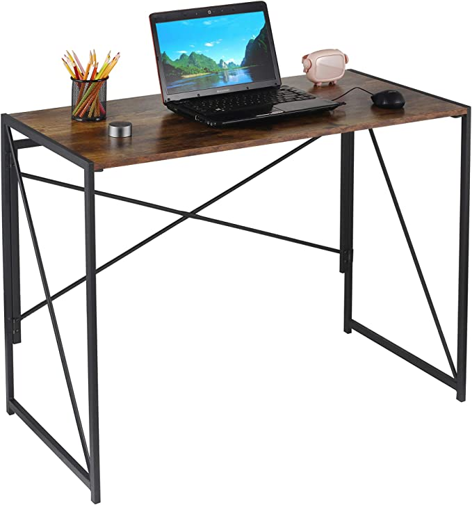 Folding Computer Desk (3 colours available)