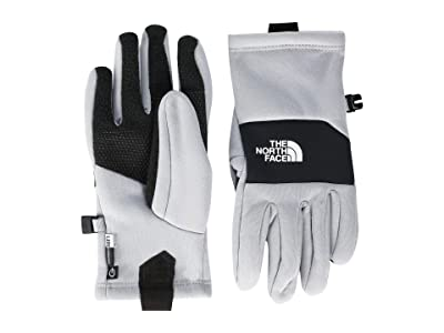 The North Face Kids Sierra Etiptm Gloves (Little Kids/Big Kids) (TNF Light Grey Heather) Ski Gloves