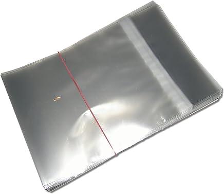 DVD Schutzhüllen, wiederverschließbar, 100 Stück