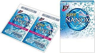 石けん 洗剤 入浴剤 トップNANOX 16g×2包