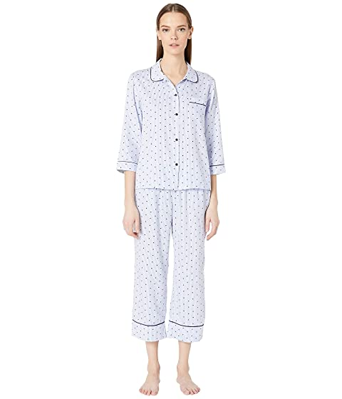 Kate Spade New York Sateen Long Pajama Set