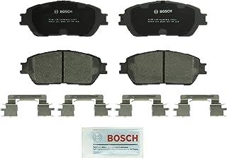 Bosch BC906 QuietCast Premium Ceramic Disc Brake Pad Set For: Lexus ES300, ES330; Toyota Avalon, Camry, Sienna, Solara, Ta...