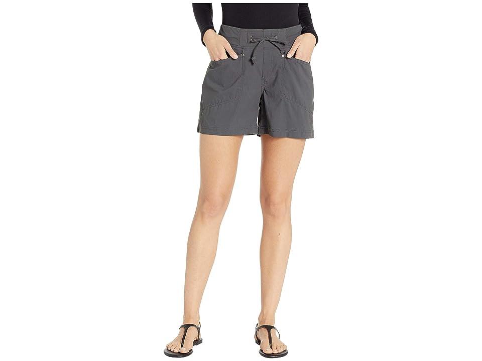 Royal Robbins Jammer Shorts (Asphalt) Women