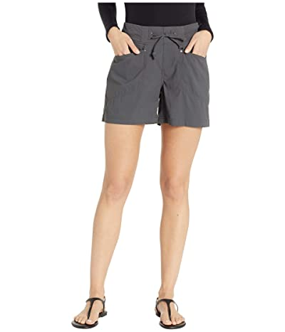 Royal Robbins Jammer Shorts (Asphalt) Women