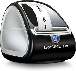 DYMO LabelWriter 450 Thermal Label Printer (1752264) (Renewed)