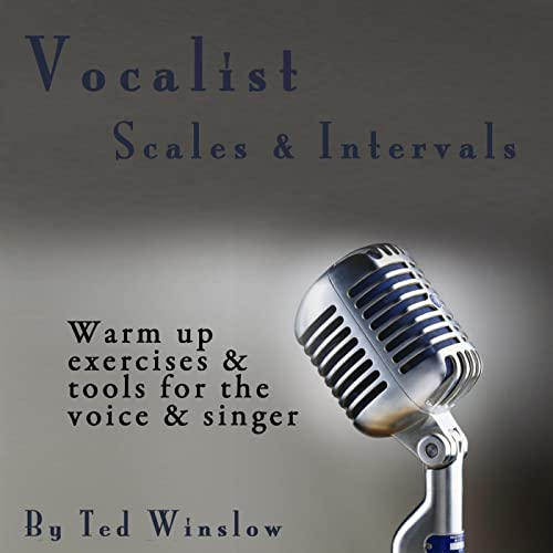 faf8c737e9 Vocalist Scales & Intervals: Warm Up Exercises & Tools for the Voice ...