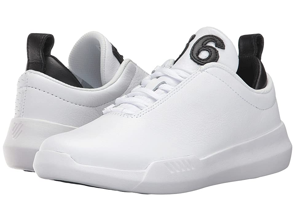K-Swiss Gen-K Icon (White/Black) Women