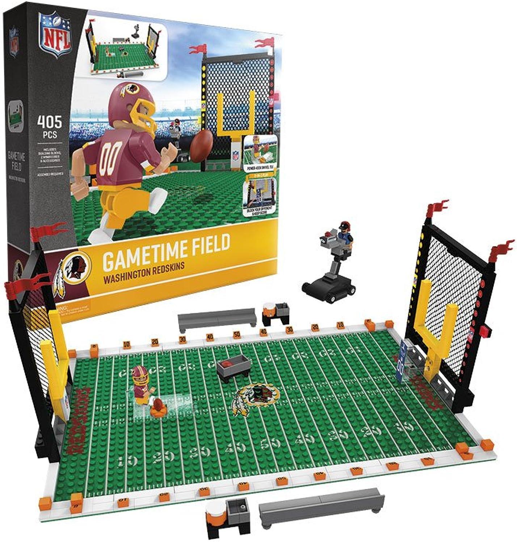 elige tu favorito Washington rojoskins NFL OYO Figura and Field Team Juego Juego Juego Time Set  tienda de bajo costo