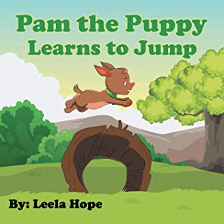 Pam the Puppy Learns to Jump