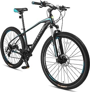 FITTOO Xspace 29'' Unisex Mountain Bike - 24 Speed - Aluminum Frame - Lightweight - 4 Colour Options