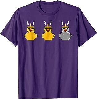 Duck Duck Gray Duck Shirt - Minnesota Duck Duck Grey Duck