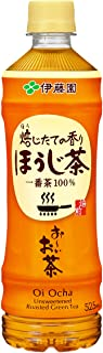 伊藤園 おーいお茶 ほうじ茶 焙じたての香り 525ml ×24本