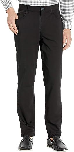 Tech Woven Five-Pocket Casual Pants