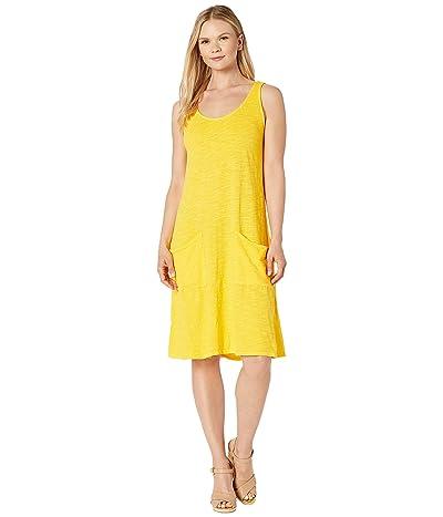 Fresh Produce Drape Dress (Mango Yellow) Women