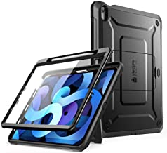 SUPCASE Unicorn Beetle Pro Series Case Designed for iPad Air 4 (2020) 10.9 Inch, with Pencil Holder & Built-in Screen Prot...