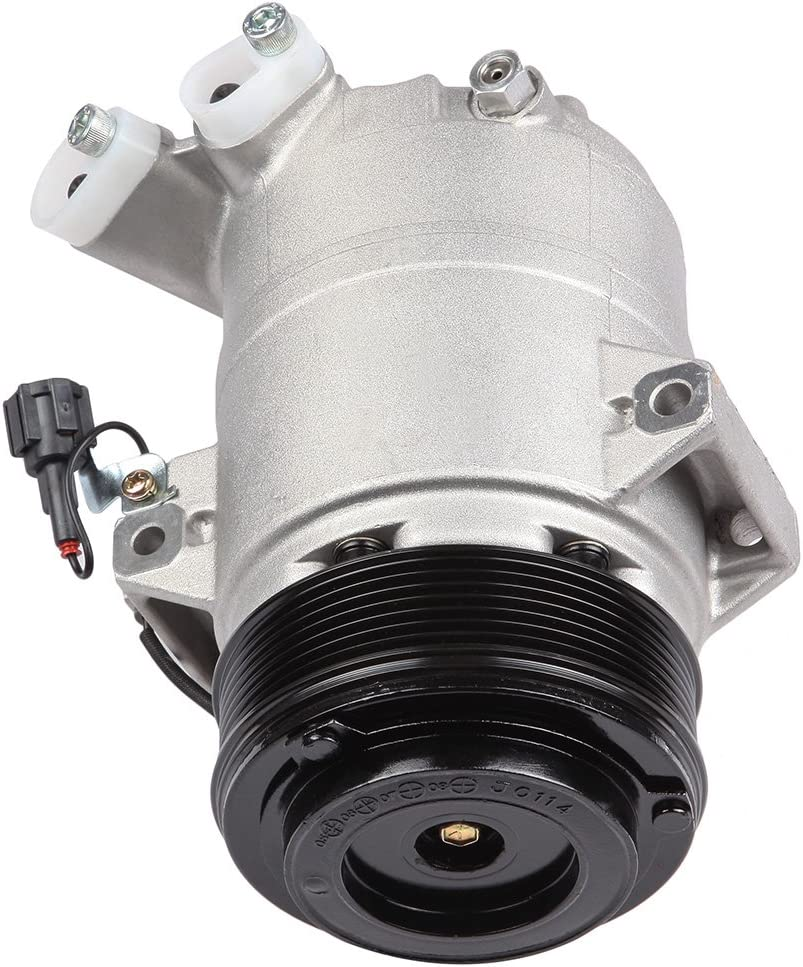 ECCPP A C Compressor with Clutch Sales for sale 2012 10865JC 2015 CO Max 50% OFF 2014 2013
