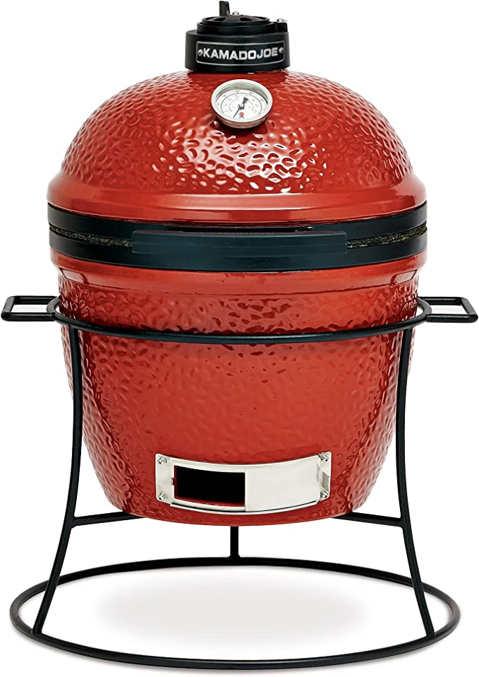 Kamado Joe Jr. KJ13RH Charcoal Grill – Best Kamado Charcoal Grill