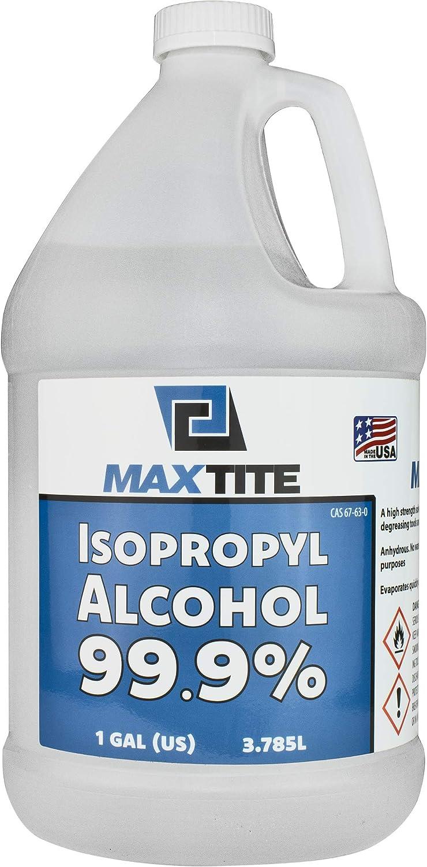 MaxTite 訳ありセール 現品 格安 Isopropyl Alcohol Gallon 1 99.9%
