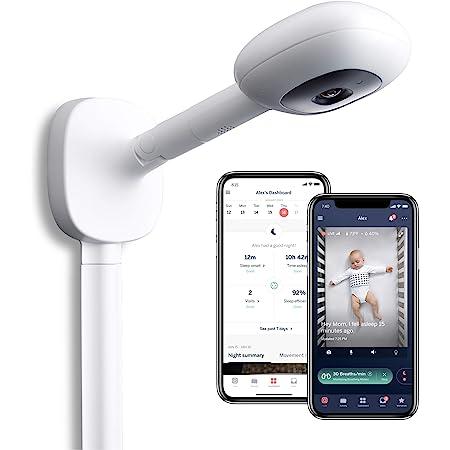 SmartBaby Vigilabeb/és con C/ámara Motorola Digital Beb/é Monitor V/ídeo Visi/ón Nocturna Monitoreo de Temperatura Despertador smartbaby babyphone