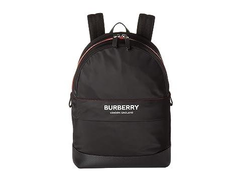 Burberry Kids Nico Nylon Burberry Backpack