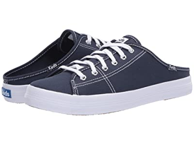 Keds Kickstart Mule Core Canvas (Navy) Women