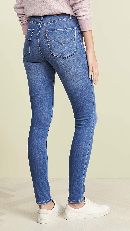Levi's 721 Jean skinny taille haute pour femme Lol