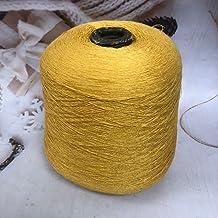 500g haak garen voor haakwerk hand breien draad garens naald DIY handgemaakte accessoires kleurrijke garens lijn (Color : 22)
