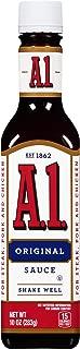 A.1. Original Steak Sauce, 10 oz Bottle