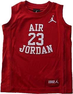 Nike Air Jordan Little and Big Boys' Classic Jersey Tank Shirt