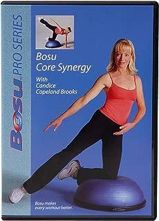 Bosu Core Synergy DVD with Candice Copeland Brooks