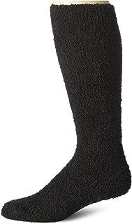 Muk Luks Men's Micro Chenille Knee Sock