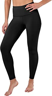 High Waist Squat Proof Ankle Length Interlink Leggings