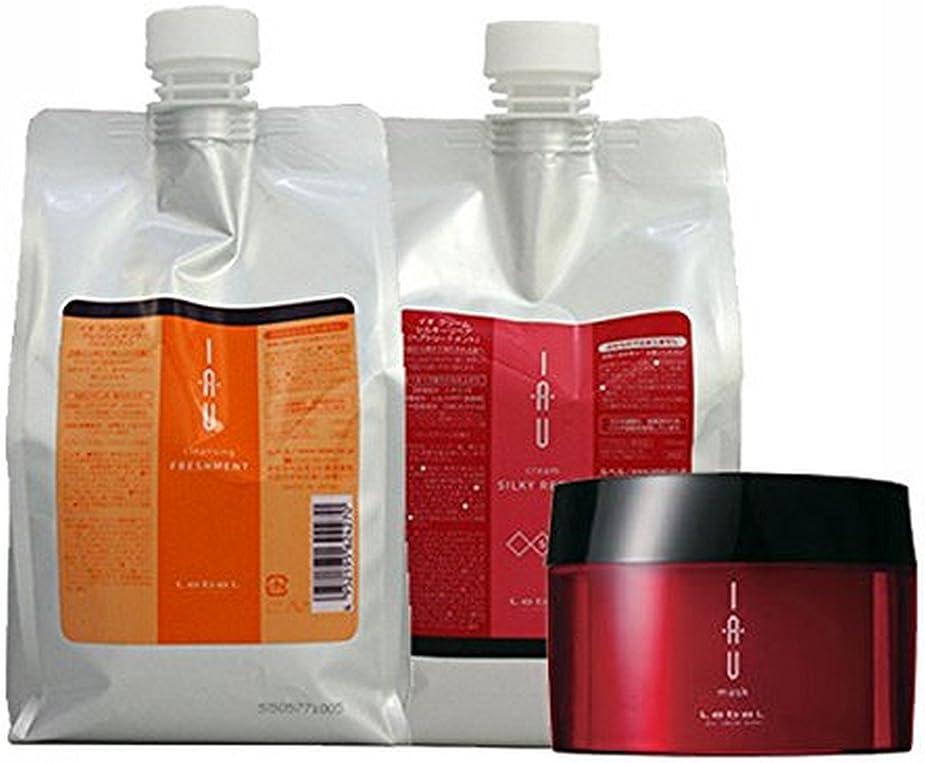 安価な医薬品エピソードルベル イオ クレンジング フレッシュメント 1000mL + クリーム シルキーリペア 1000mL + マスク 170g 詰め替えセット