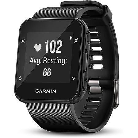 Garmin 010-01689-00 Forerunner 35; Easy-to-Use GPS Running Watch, Black