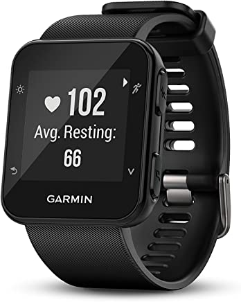 Garmin Forerunner 35, Easy-to-Use GPS Running Watch, Black