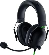 هدست مخصوص بازی ریزر مدل BLACKSHARK V2 X - قابلیت نویز کنسلینگ، صدای 360 درجه و کلید مدیریت میزان صدا