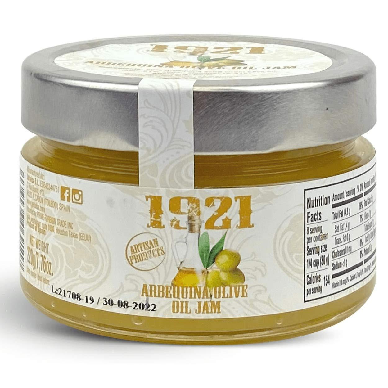 Spanish Arbequina Extra Virgin Olive Oil of f Max Rare 46% OFF 7.76oz Jam amazing