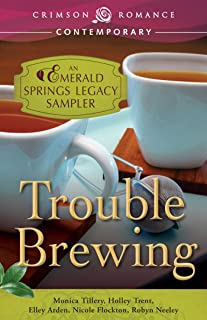 Trouble Brewing: An Emerald Springs Legacy Sampler (The Emerald Springs Legacy)
