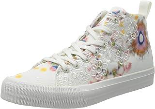 Desigual Sneakers High, Sneaker Femme