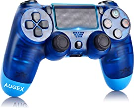 Best Game Controller for PS4,Wireless Controller for Playstation 4 with Dual Vibration Game Joystick (Blue) Reviews