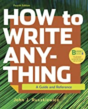 Loose-leaf Version for How to Write Anything