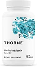Thorne Research - Methylcobalamin (Methyl B12) - Active Form of Vitamin B12-60 Capsules