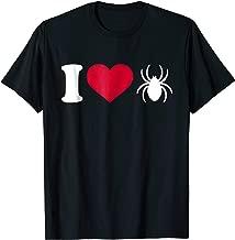 I love spider T-Shirt