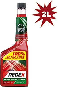 Redex Petrol Injector Treatment HOL-RDX10EF 250ML 100  FREE 4x500ml for the price Litre