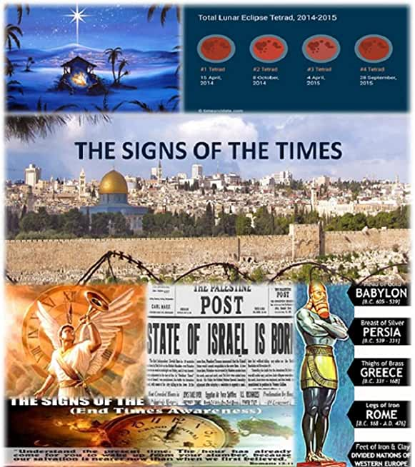 THE SIGNS OF THE TIMES (English Edition)